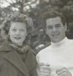 Lucy and Desi .....