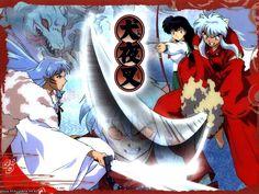 Inuyasha (Pencilboard C) Anime Shitajiki Inuyasha And Sesshomaru, Kagome Higurashi, C Anime, Anime Art, Sengoku Period, Poster Anime, Manga Covers, Medieval Art, Anime Sketch
