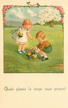 Pauli Ebner (1873-1949) — Old Post Cards (504x800)