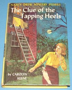 Nancy Drew #16 Clue of Tapping Heels Orig Text PC by JennifersSeriesBooks Best Nancy Drew Games, Nancy Drew Books, Nancy Drew Mystery Stories, Nancy Drew Mysteries, Her Interactive, The Ordinary, Childrens Books, My Books, Reading