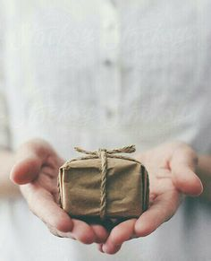Gift for you.