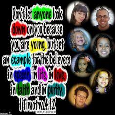 My family to Jesus