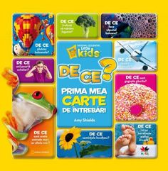 Amy Shields - De ce? Prima mea carte de intrebari - - elefant.ro Amy, Kids, Children, Boys, Children's Comics, Boy Babies, Kid, Kids Part, Child
