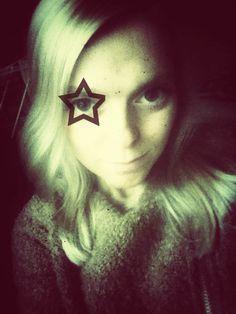 black star :-)