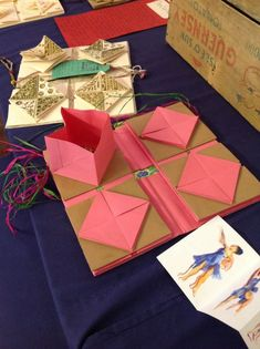 Chinese thread books by Mellie Lane