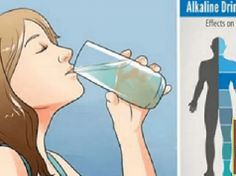 The World Needs To Know, Alkaline Water Kills Cancer – This is How To Prepare It! Cancer, the deadliest disease nowadays, is a constant threat to all of us. Yet, you probably have already heard about the fact that cancer . What Is Alkaline Water, Fatigue, Alkaline Foods, Alkaline Recipes, Body Detox, Detox Tea, Body Cleanse, Water Recipes, Drinking Water