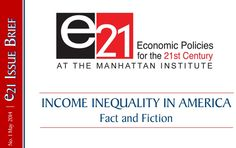 Steven Rattner's Missing Case for Reducing Inequality | e21 - Economic Policies for the 21st Century