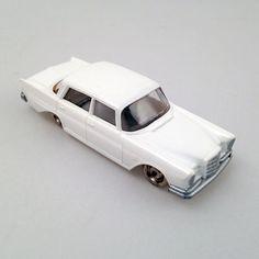 LEGO 1/87 H0: MERCEDES 220 S / Weiss / White / vintage toy collector item in Spielzeug, LEGO   eBay