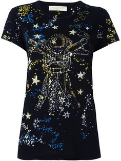 Shop Valentino 'Astro Couture' T-shirt in Tiziana Fausti from the world's best independent boutiques at farfetch.com. Shop 400 boutiques at one address.