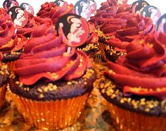 Maybe these for the party? Florida State University Cupcakes!