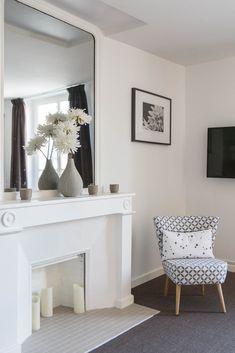1000 id es sur le th me chemin e l 39 ancienne sur - Comment decorer un appartement blanc ...