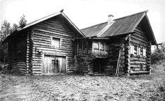 изба скобелкина- Kostroma hut