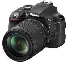 Nikon D3300 + AF-S 18-105mm + geheugen - 1