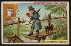 14. Il nest pire eau que leau qui dort (Acqua cheta rovina i ponti), 1891