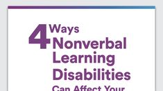 Kids with nonverbal learning disabilities have a difficulty reading social cues, leading to social challenges such as not understanding humor. Learn more about NVLD and social skills on Understood.org.