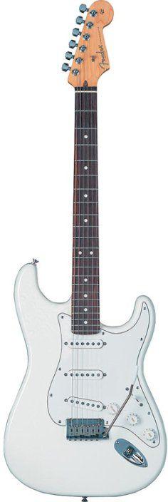 Mi primer amor, la Fender Stratocaster