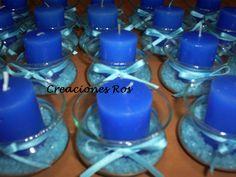 Centros De Mesa Con Velas   Creaciones Ross: ♥ Centros de mesa con velas ♥