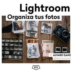 """Consigue de una vez por todas organizar tus fotos con el curso online de Lightroom """"Organiza tus fotos"""" by Álvaro Sanz"""