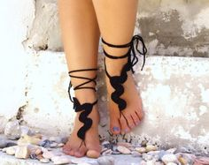 6082e1e2aa1712 17 Best Shoeless sandals images