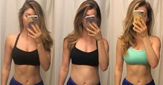 Fitness Influencer Anna Victoria Shares Photos Pre- and Post-Cheat Meal: 'Let Yourself LIVE!' https://link.crwd.fr/1kXF