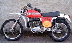 KTM 250 GS 1975