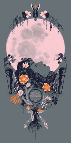 A Midsommer Night's Dream Poster by Anne Benjamin