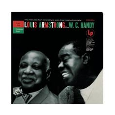 Louis Armstrong Plays W.C. Handy CD