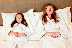 Spa life - Mommy and me style Mom Daughter Photos, Mother Daughter Dates, Mother Daughter Photography, Daughters Day, Mother And Child, To My Daughter, Mommy And Me Outfits, Cute Diys, Mothers Love
