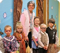 We should all dress up for the 100th day of school!