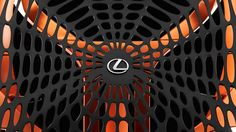 2016 Lexus UX Concept Gallery 08 seatback front