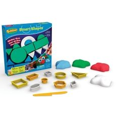 Bubber® Smart Shapes™ -- Easy to use modeling compound!