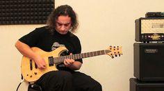 Alberto Cereijo - Técnicas de Guitarra Rock Parte IV