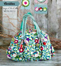 213a4357ee8cb Da ist er   Carlitos das neue Design von Lila Lotta für Swafing Exklusiv