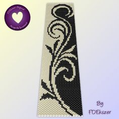 Peyote Pattern / Loom pattern for bracelet: Tarnished Nature - PDF - buy 2 get 1 free mix and match offer - bp112