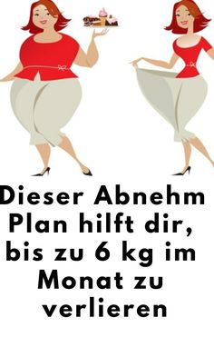 This weight loss plan will help you lose up to 6 kg a month .- Dieser Abnehm Plan hilft dir, bis zu 6 kg im Monat zu verlieren This weight loss plan will help you lose up to 6 kg a month # - Lose Weight In A Month, How To Lose Weight Fast, Detox Plan, Weight Loss Blogs, Weight Loss Detox, Yoga, Slim Body, Diet And Nutrition, Lose Belly