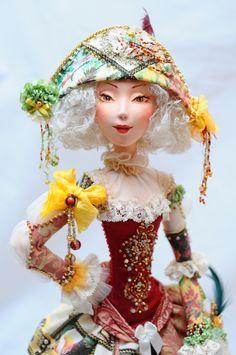 Куклы Кати Липихиной. Обсуждение на LiveInternet - Российский Сервис Онлайн-Дневников