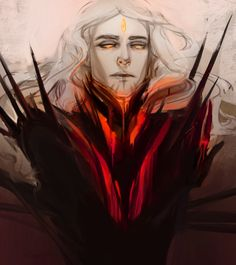 Mairon/Sauron http://anastasiyacemetery.tumblr.com