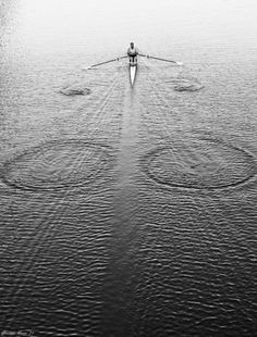 Such a mainstream rowing pic, but I love it!
