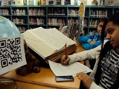Edutopia blogger Monica Burns, a longtime fan of QR codes as classroom tools, is now applying them as a way of meeting Common Core expectations to differentiate instruction.
