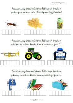 BLOG EDUKACYJNY DLA DZIECI Maila, Montessori, Alphabet, Education, School, Blog, Speech Language Therapy, Language, Cuba