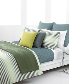 Lacoste Bedding, Canopy Comforter and Duvet Cover Sets - Bedding Collections - Bed & Bath - Macy's