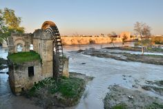 Albolafia Waterwheel HDR by Luciano Lopez on 500px