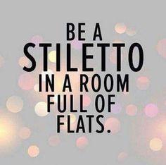 Be a stiletto www.lularoejilldomme.com