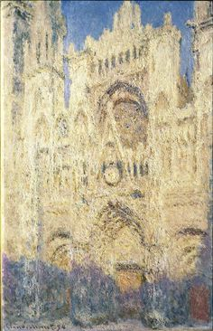 Monet's Canvas Cathedrals: A Life Study Of Light | Story about Monet's study of light from NPR | 7min story by Susan Stamberg | CC Cycle 2 Week 16