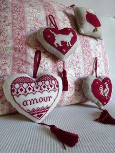 un filo rosso e qualche cuore