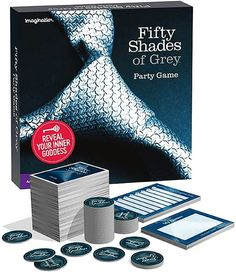 Fifty Shades of Grey Bachelorette Party: the game