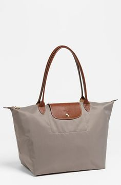 Online Discount Portable Longchamp Le Pliage Travel Bags Khaki