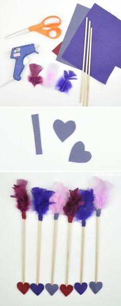 DIY Cupid Arrows | V