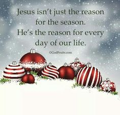 Simply Having A Wonderful Christmas so true we need to remember this every day !! ❤FAITH STRONG WITH GOD, JESUS CHRIST AND THE HOLY SPIRIT ❤