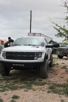 Big J's Ford Raptor With Addictive Desert Designs Venom Bumper